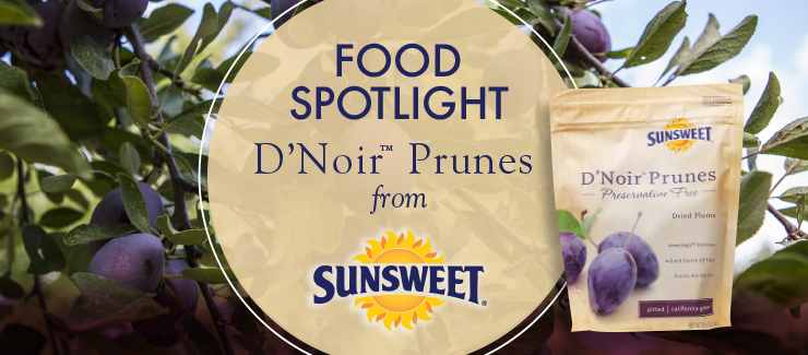 Sunsweet D'Noir™ Prunes