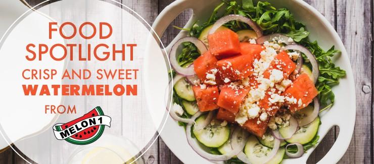 Summer Spotlight: Melon 1