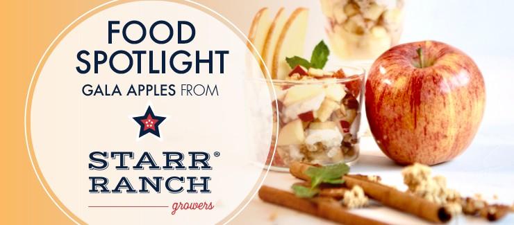 The Starr Ranch Gala Apple