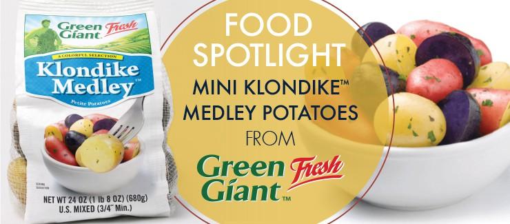 Klondike Gourmet® Medley Potatoes