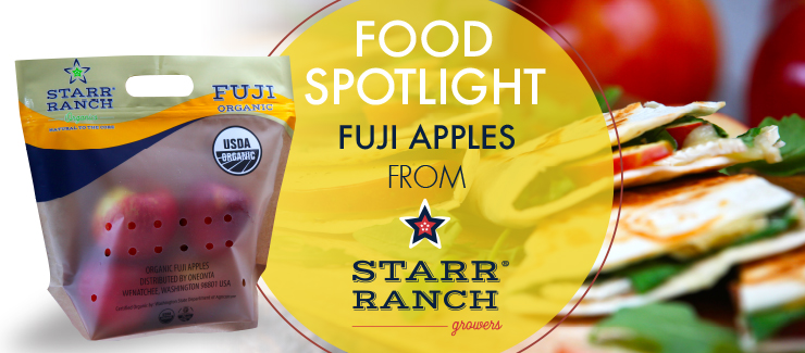 Fuji Apple from Starr Ranch® Growers
