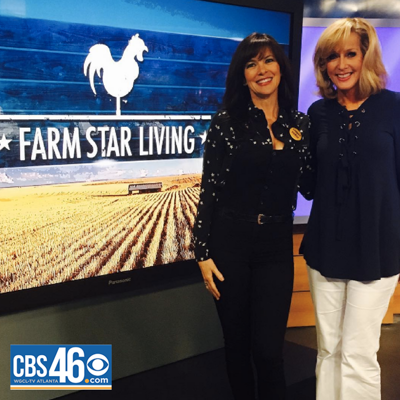 Farm Star Living - CBS Atlanta Plugged In