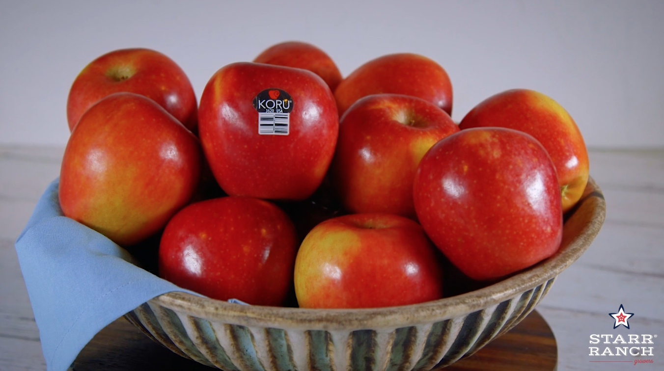 Farm Star Mary's Minutes: KORU® Apple