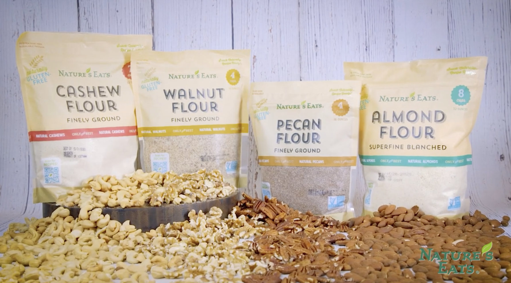 Farm Star Mary's Minutes: Nuts for Nut Flour!