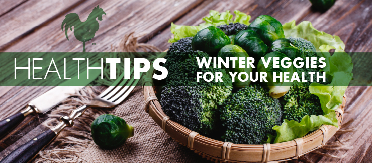 Health Tips: 5 Winter Veggies for Your Health!
