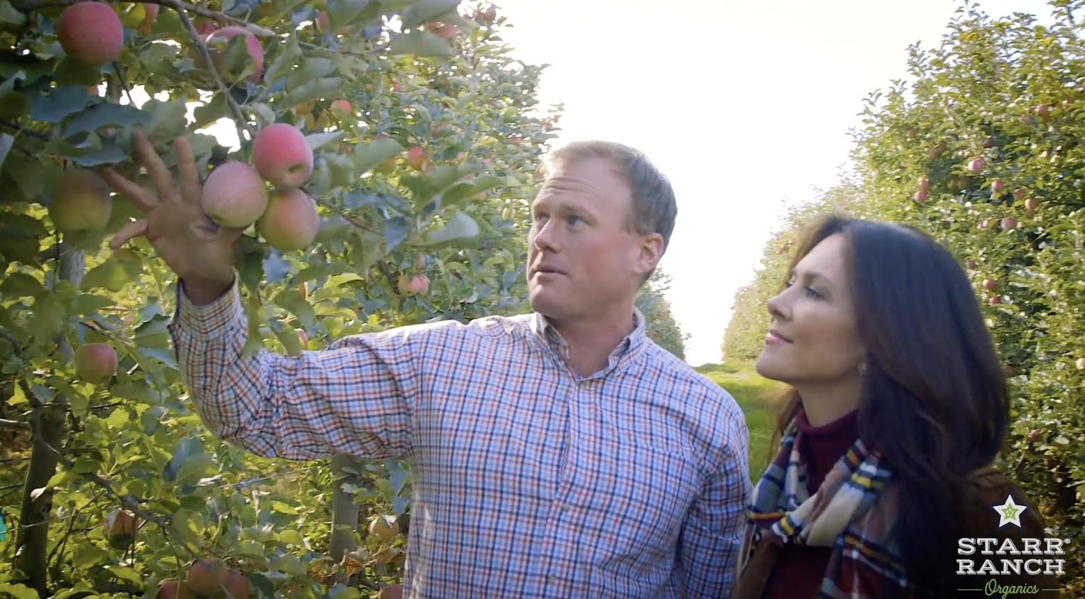 Farm Star Mary's Minutes: Behind-the-Scenes of an Organic Apple Orchard