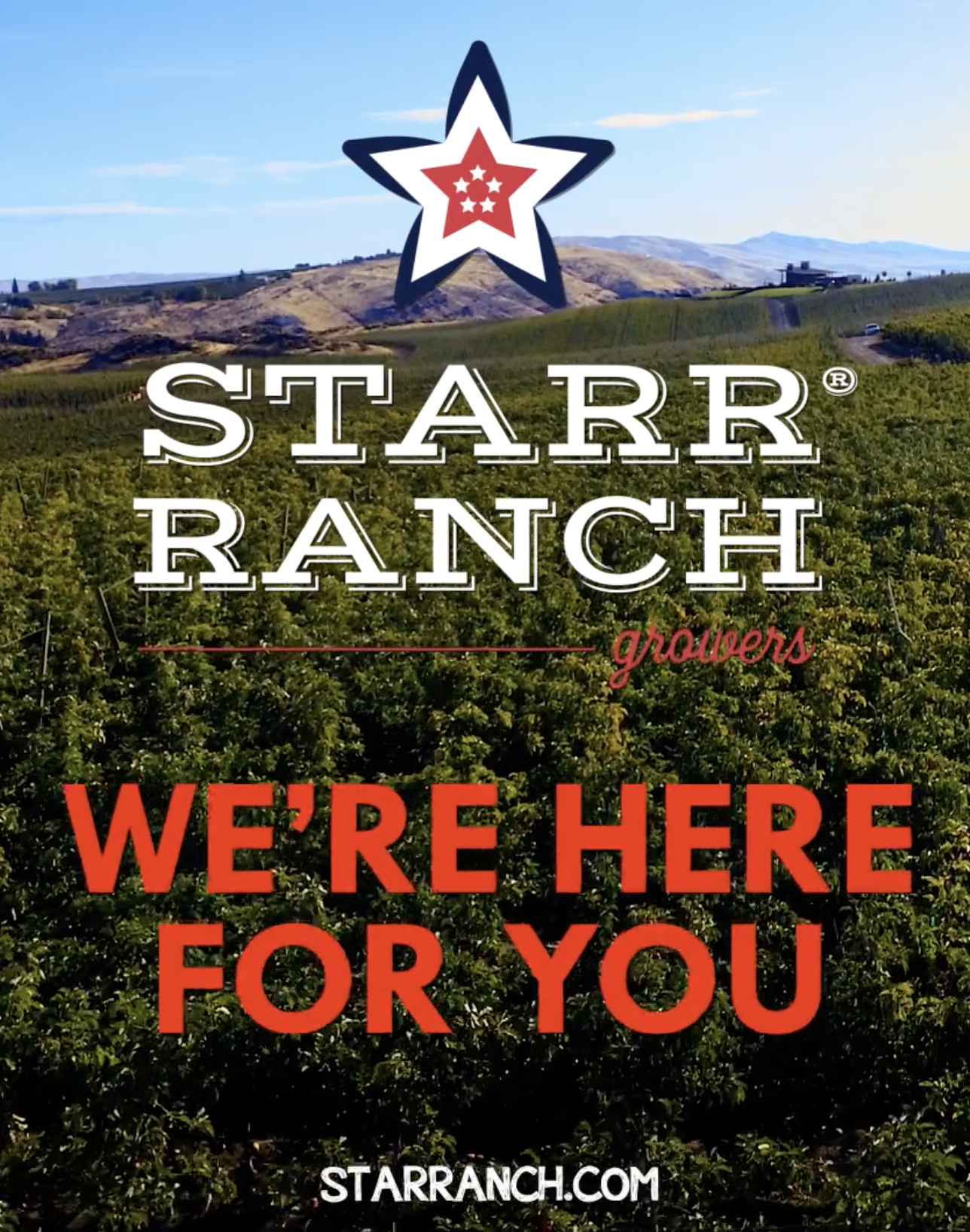 Starr Ranch Growers: Here For You