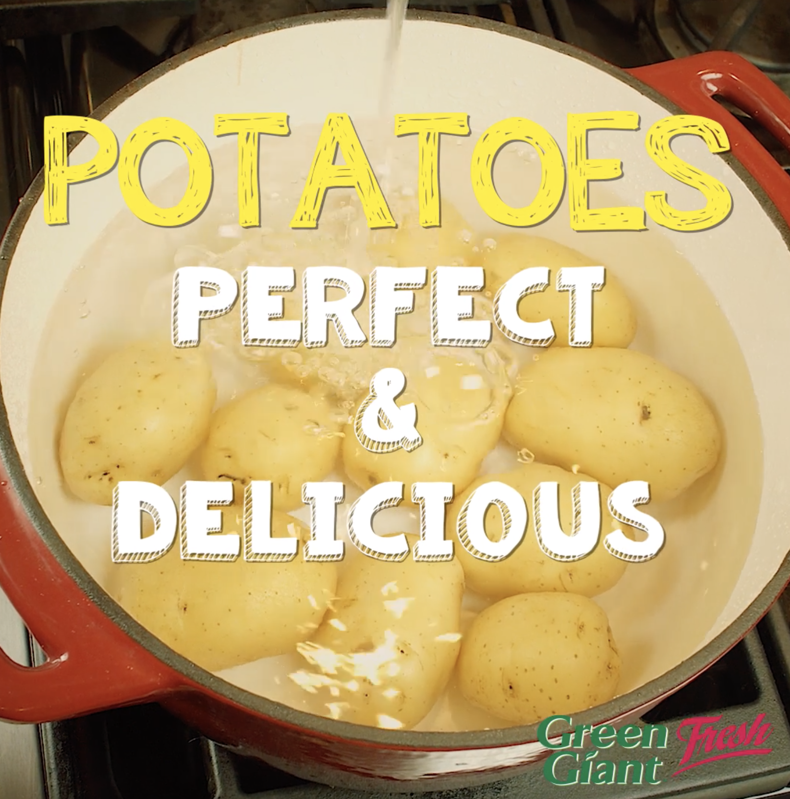 Green Giant™ Fresh Potatoes: Perfect & Delicious