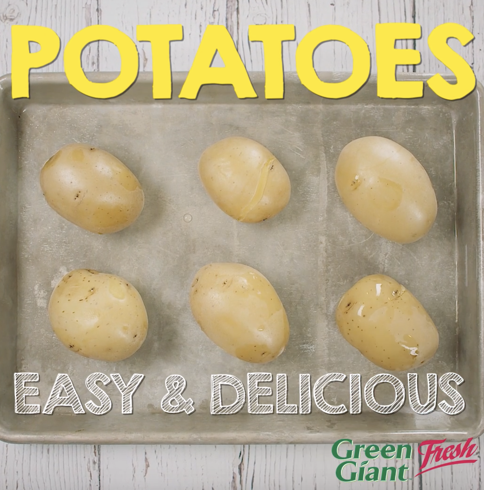 Green Giant™ Fresh Potatoes: Easy & Delicious