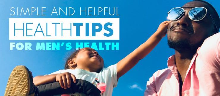 Health Tips: Men's Health