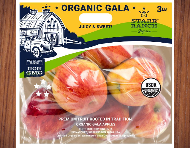 Gala Apples from Starr Ranch® Growers