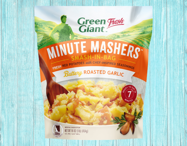 Easy Recipes with Minute Mashers™