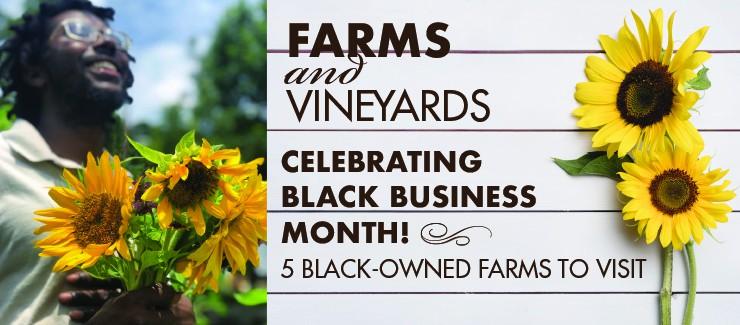 Celebrate Black-Owned Farms!