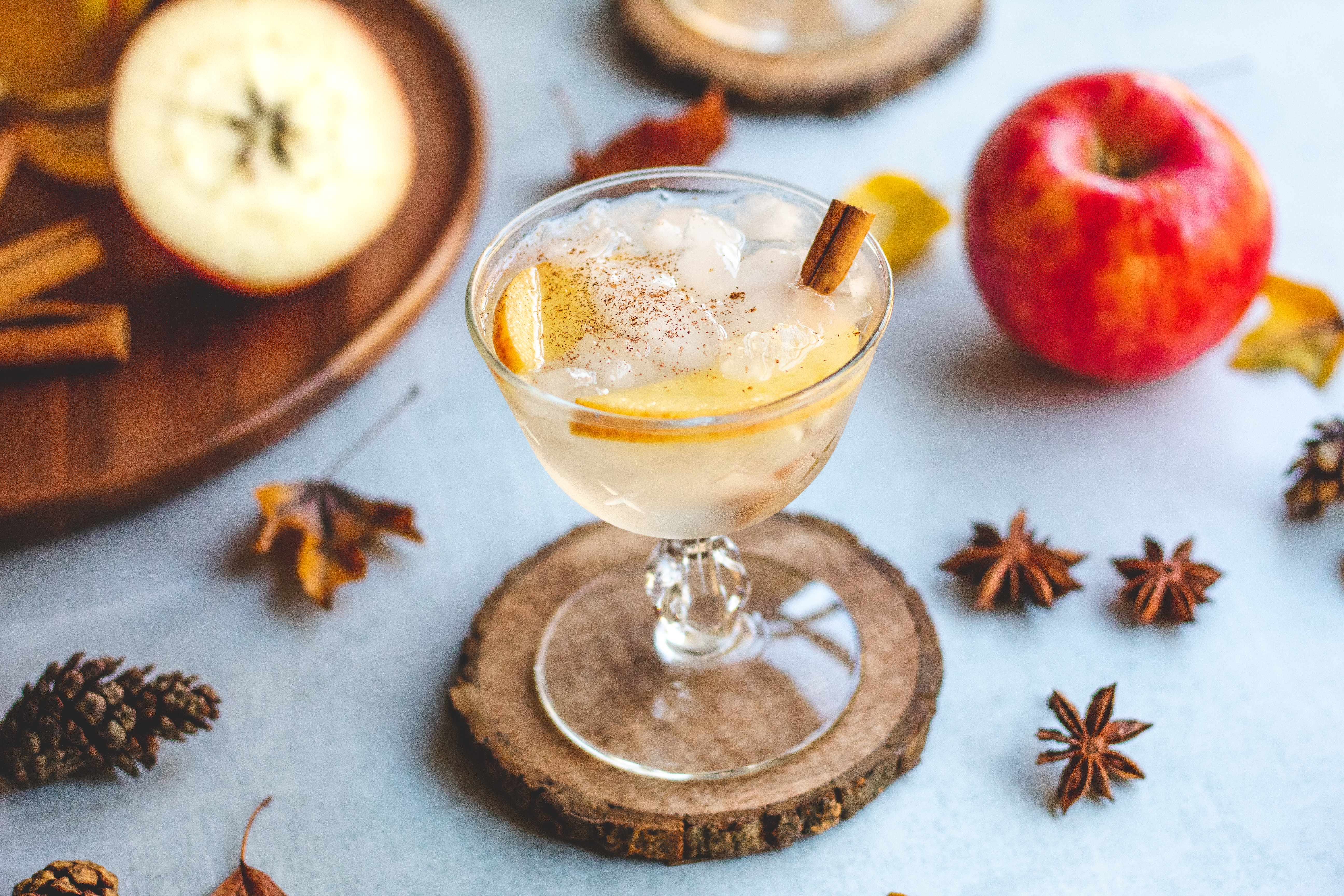 JUICI™ Apple Pie Cocktail