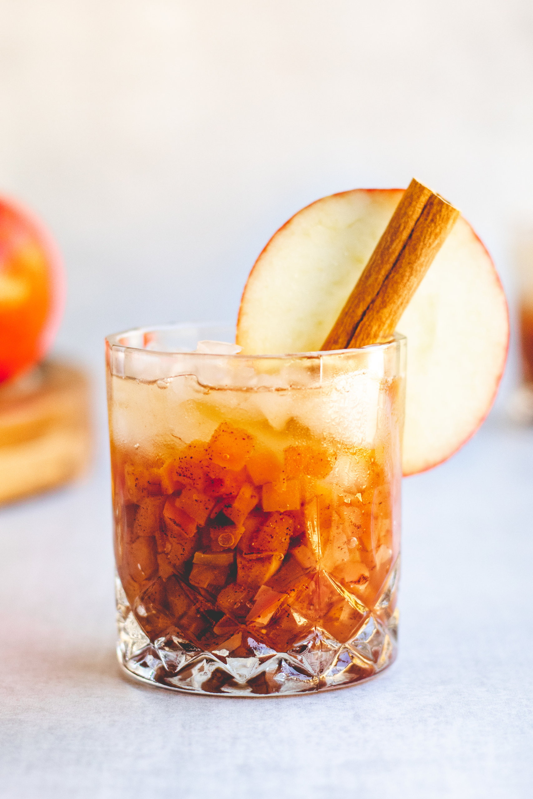 Apple Old Fashioned Cocktail Recipe