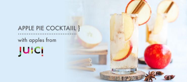 JUICI™ Apple Pie Cocktail