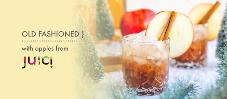 JUICI™ Apple Old Fashioned