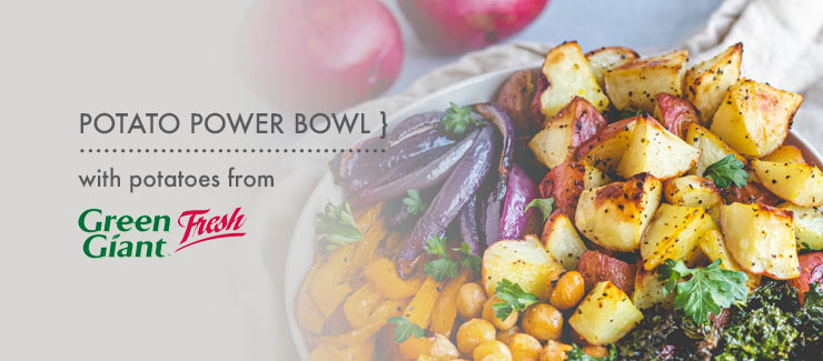 Potato Power Bowl