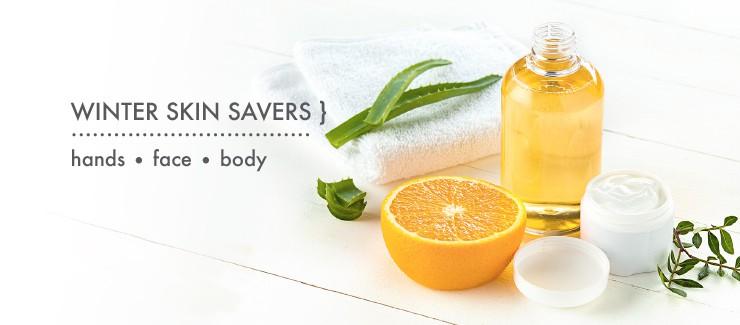 Winter Skin Saving Tips & Product Picks!