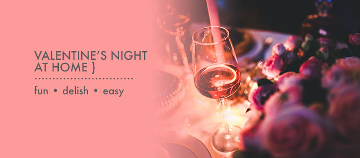 Plan Your Valentine's NIGHT!