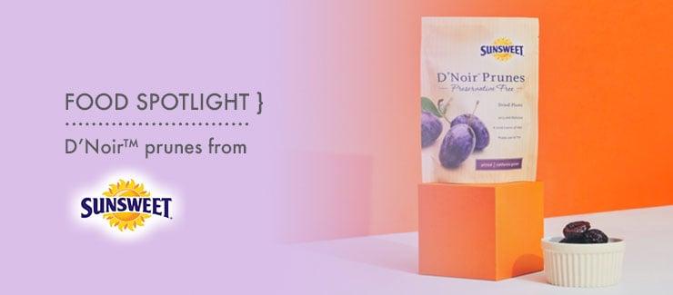 D'Noir™ Prunes from Sunsweet®