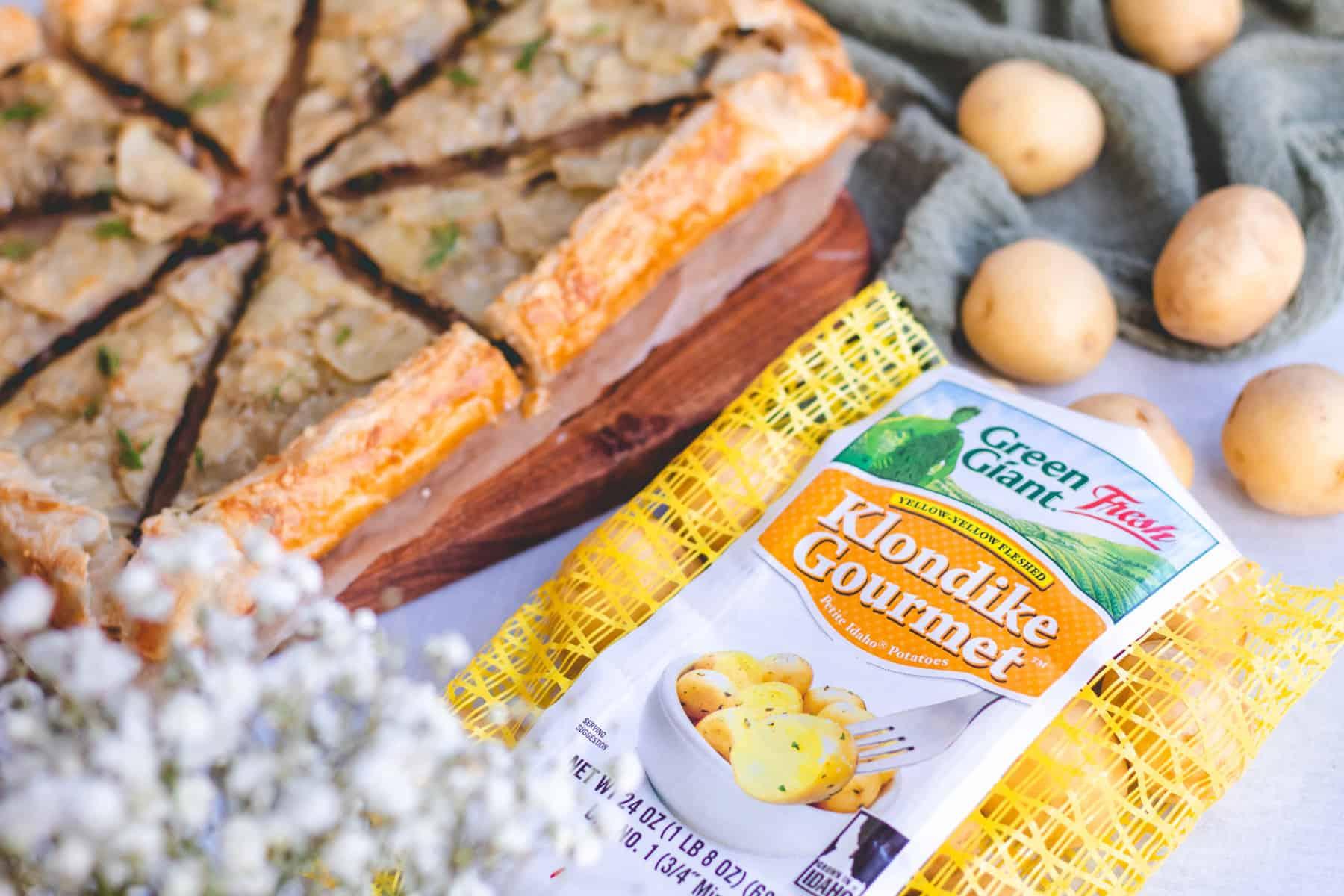 Spring Potato Galette Recipe