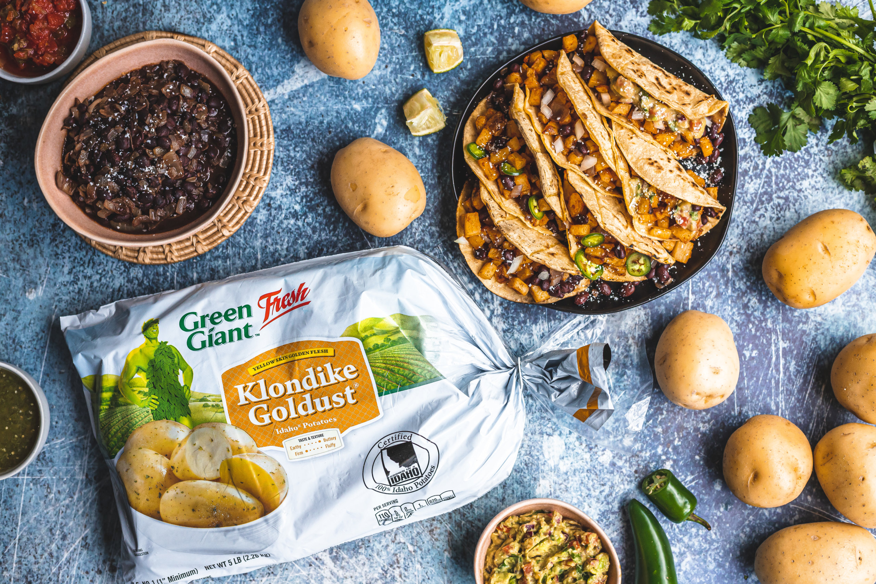 Goldust® Potatoes from Green Giant™ Fresh