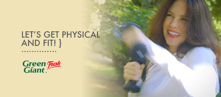 Let's Get Physical - and FIT!